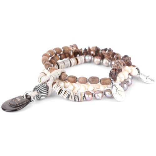 Bracelet Nature Bijoux Fifty Shades extensible