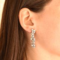 Boucles d'oreilles Konplott Inside Out White