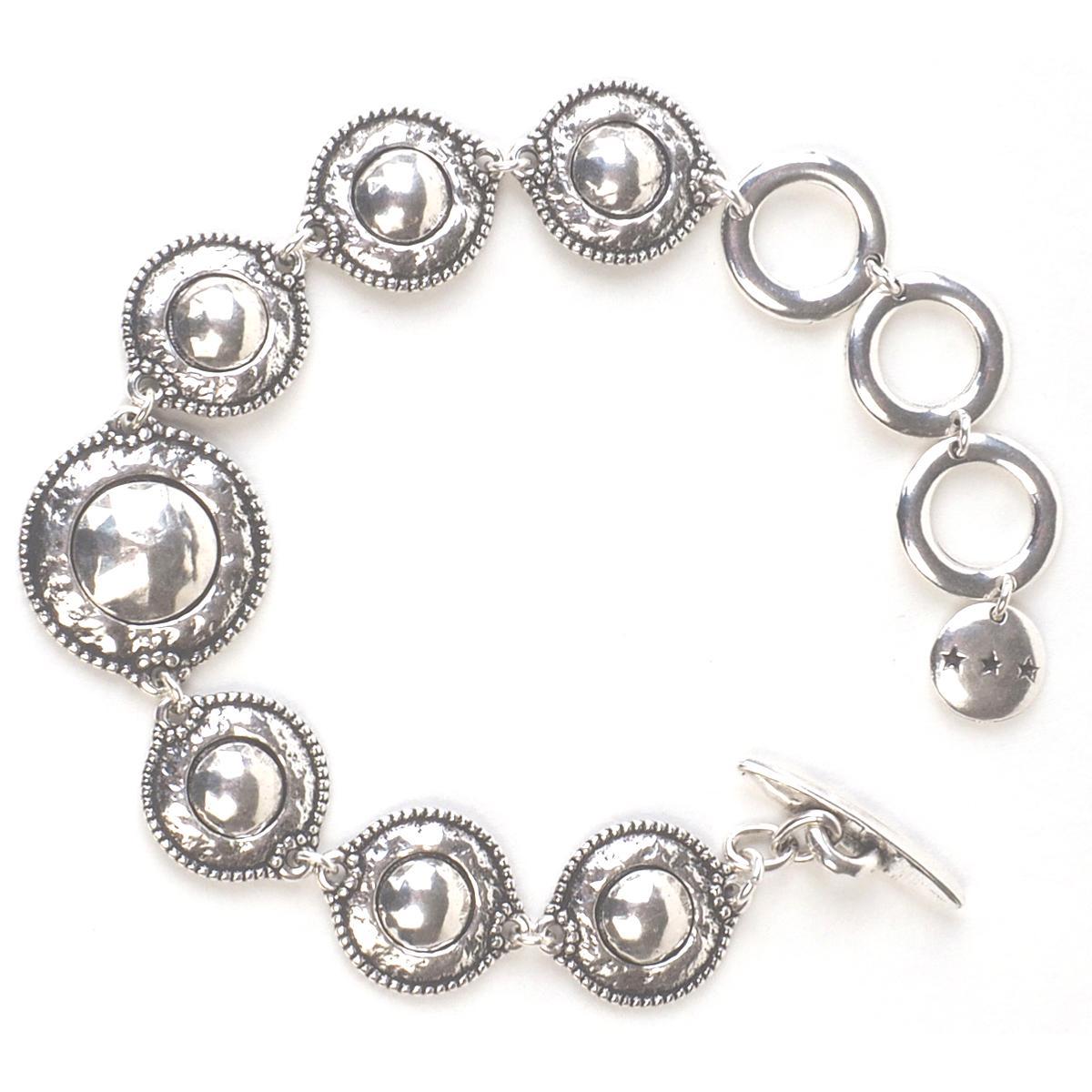 design intemporel 0d774 d92cf Bracelet Shabada Cactus 03 Argent
