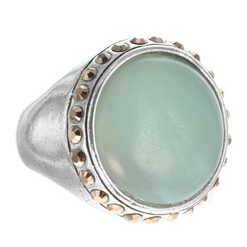Bague Franck Herval Karen Amazonite