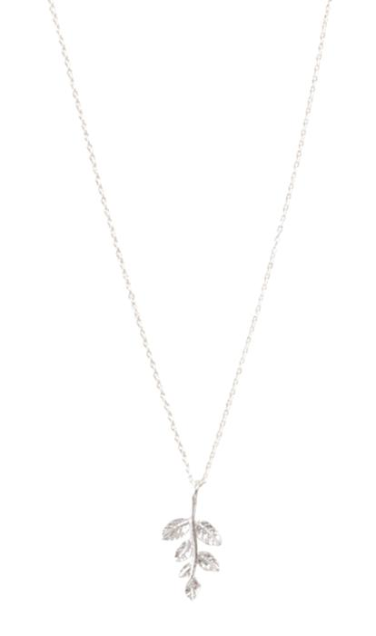 Collier a Beautiful Story Delicate argent pendentif branche