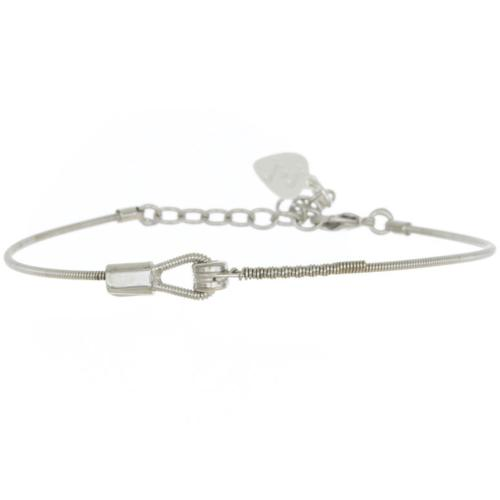 Bracelet Sing A Song Horizontal argent