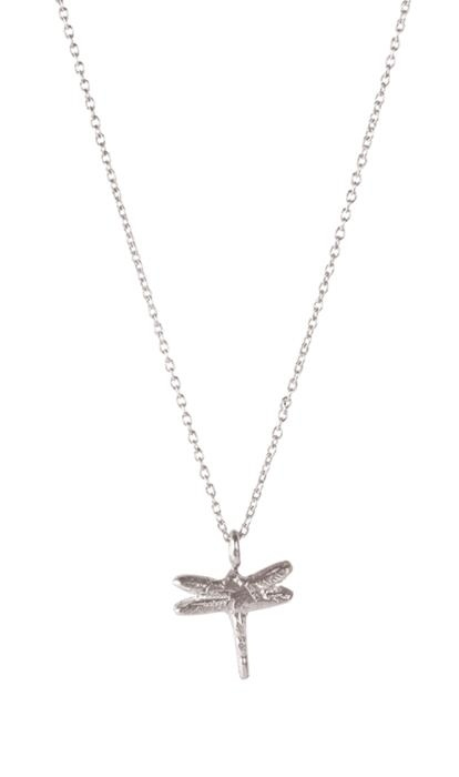 Collier a Beautiful Story Delicate argent pendentif libellule