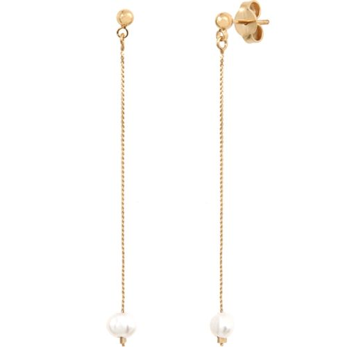 Boucles d'oreilles Caroline Najman Queen Sea No.66