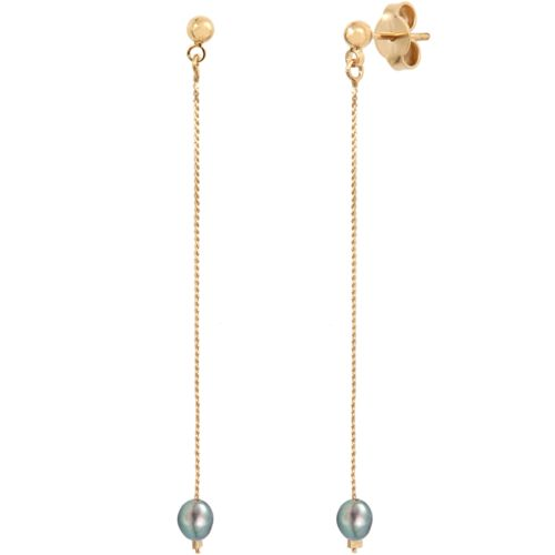 Boucles d'oreilles Caroline Najman Queen Sea No.67