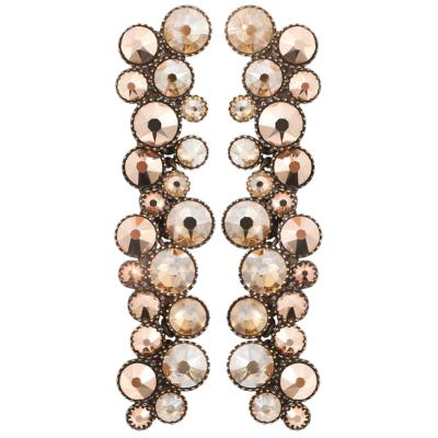 Boucles d'oreilles Konplott Inside Out Beige