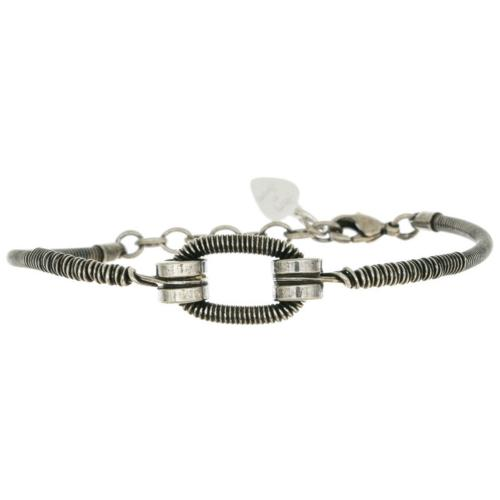 Bracelet Sing A Song Ovale Homme