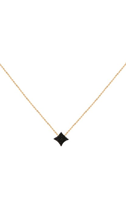 Collier Caroline Najman Poker diamonds