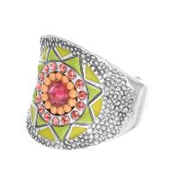 Bague Franck Herval Lily Rose Multi strass